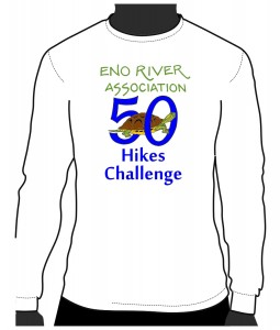 50 Hikes Long Sleeve Tee