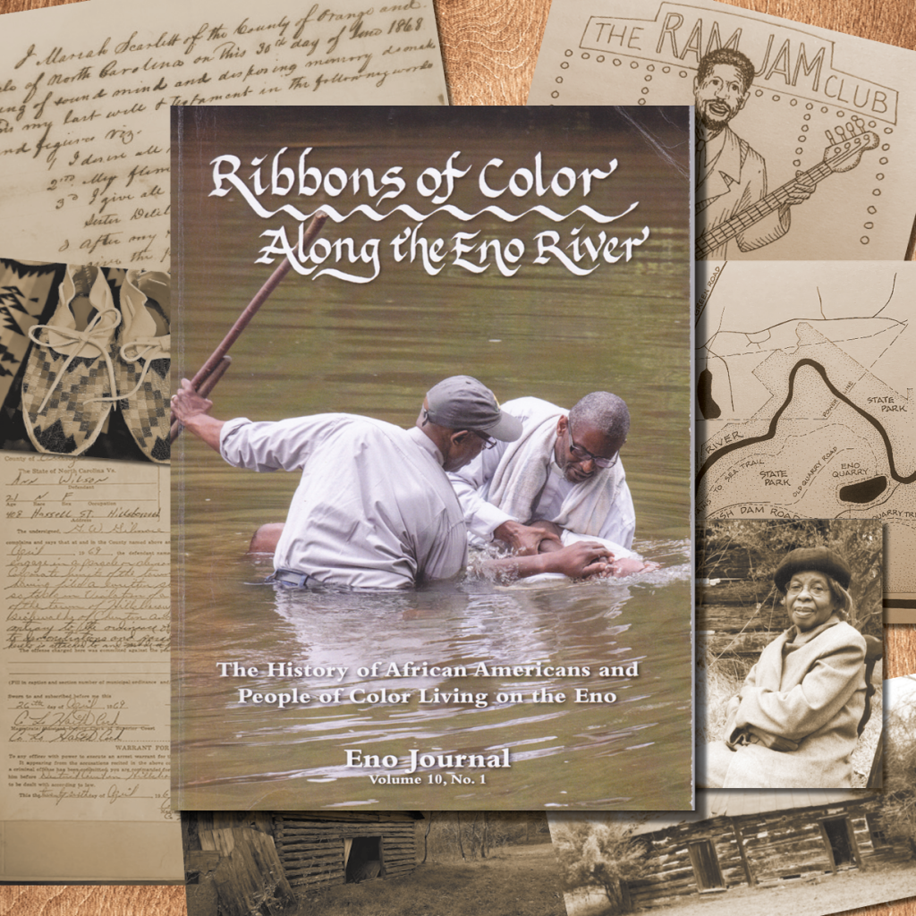 Ribbons of Color Joural Cover and images